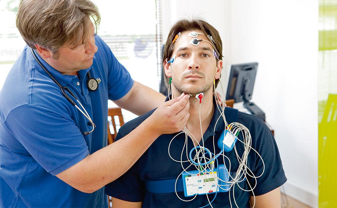 Schnarchen Schlafapnoe Apnoen Therapie Und Diagnostik Mit